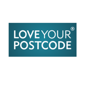 Love your postcode